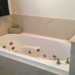 inhome whirlpool tub might be just the ticket