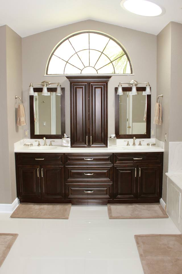 Newly Remodeled Master Bathroom - JettaStone Solid Surface